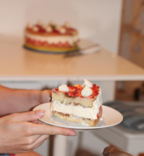 midsommar cake